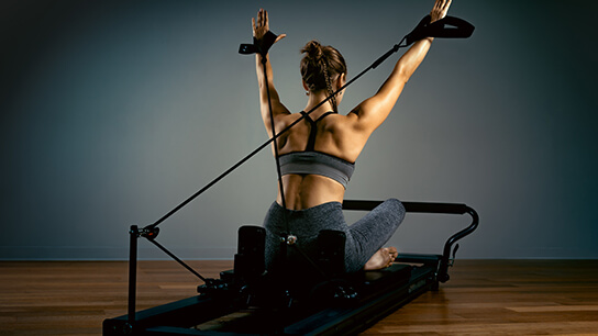 Pilates Reformer la ANA Wellness & SPA Crowne Plaza Bucuresti