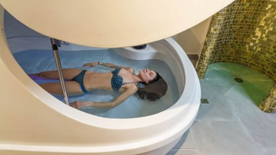 Float at ANA Wellness & SPA Crowne Plaza Bucharest