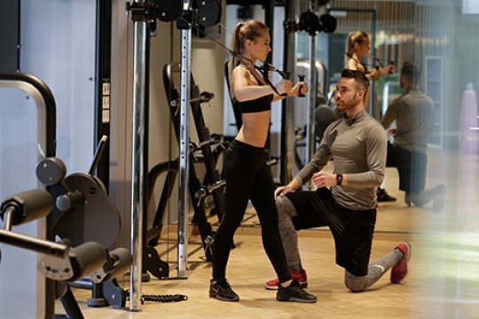 The importance of a personal trainer