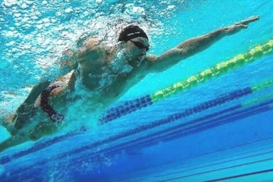 The benefits of swimming for the mind and body