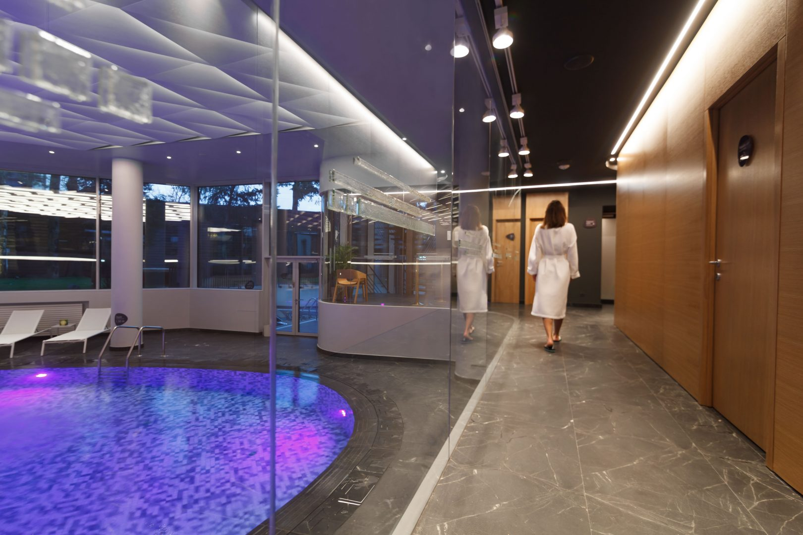 Photo gallery / Ana Wellness & SPA Crowne Plaza Bucharest